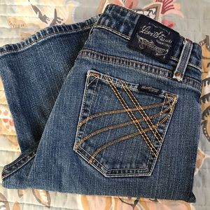 Blue jeans Levi Strauss